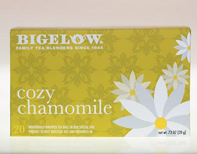 Bigelow Tea redesign