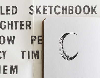 CFG BOOK | The Sketchbook Project