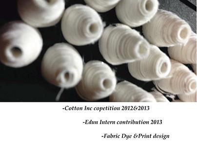 Textured Textile Designs