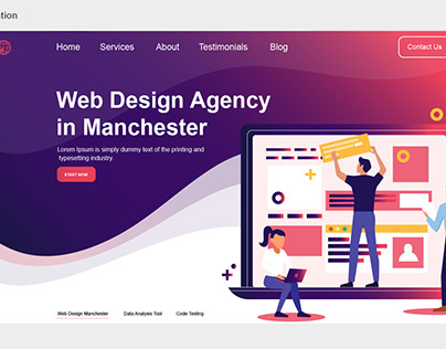 web design agency in manchester
