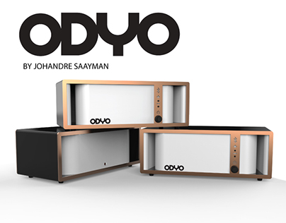 ODYO - Mobile Bluetooth speaker