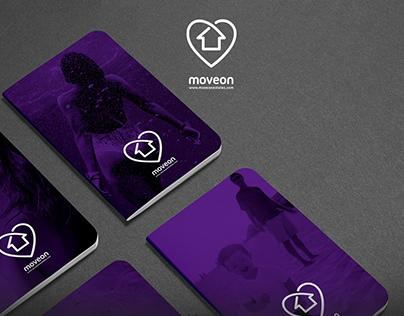 Corporate Identity : Moveon