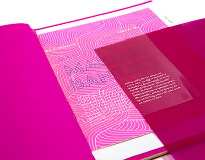 Sense Typography Magazine