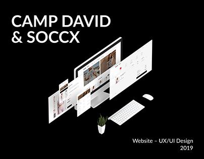 Camp David & Soccx Schweiz