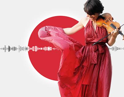 Amandine Beyer - Japan Tour