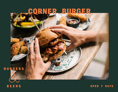 Cornerburger Redirection 2018