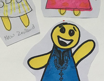 FIFI: A Children's Travel Illustr Book in the Making