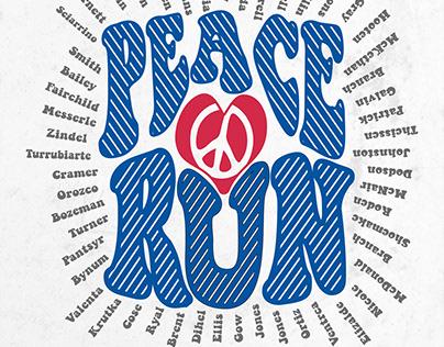 Peace Run Design