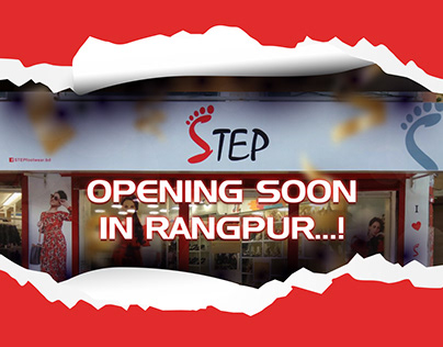 Shop Opening Soon Banner