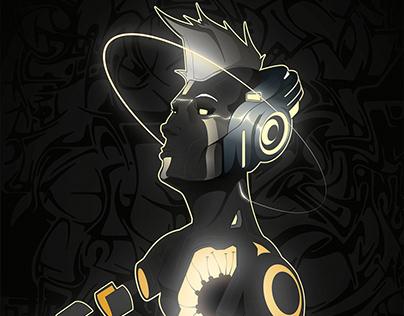 Heartist - vector artwork by Wam2021