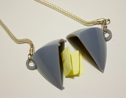 Teller Necklace