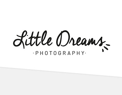 Little Dreams Logo & Business Card