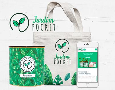 ID VISUAL & WEBSITE | JARDIM POCKET