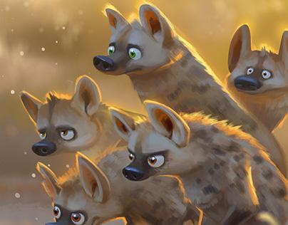 Hyena Gang