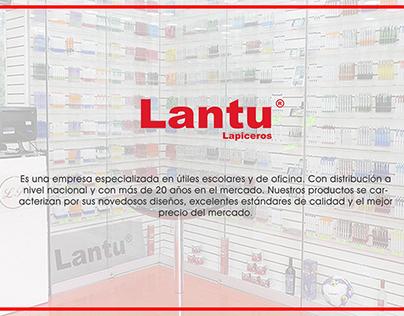 LANTU LAPICEROS 2014 - 2015