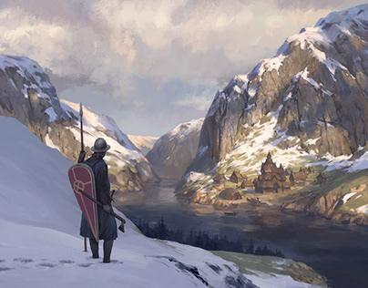 Fjordar