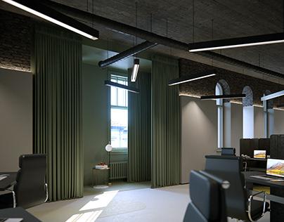 IT office in heart of Lviv