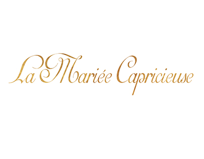 "Création de Logo ""La Mariée Capricieuse"""