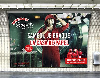 L'incroyable GRÉVIN PARIS