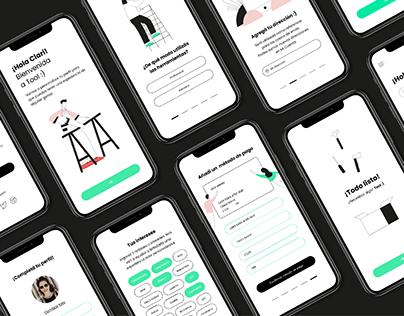 Tool | UX/UI | Case of Study