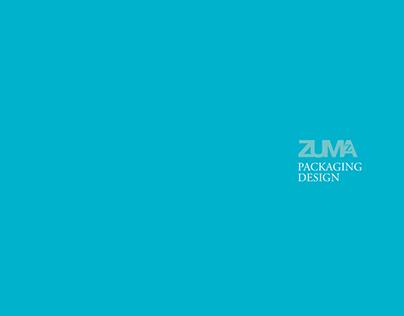 Profumi ZUMA - Packaging Design