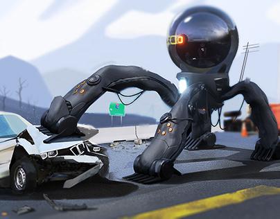 Highway Bot