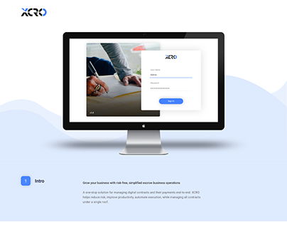 XCRO Product Design