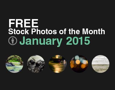 Jan '15: Free Stock Photos