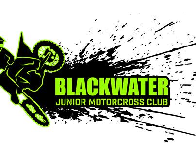 Blackwater Junior Motorcross Club Logo