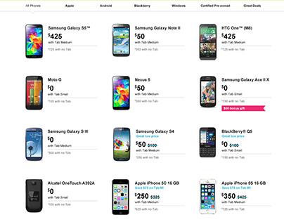 Koodo | Phone Listing