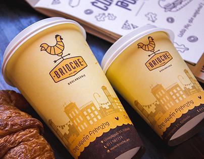 Brioche Boulangerie Rebranding