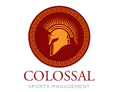 Colossal Sports Management - Branding