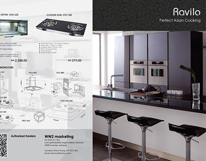 Ravilo Brochure Design