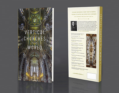 """KICKSTARTER: """"Vertical Churches of the World"""" Book"""
