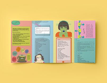 Brochure Design / Mental Health Awareness