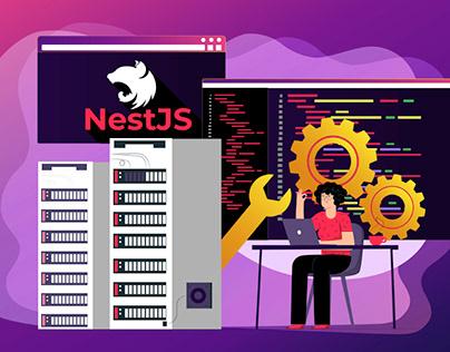 NestJS illustration