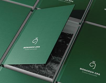 Monarch CPA - Branding