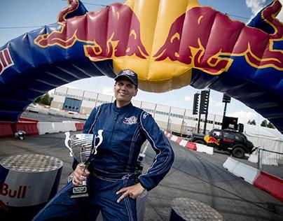 Red Bull Kart Fight: Finland's Peter Nyberg