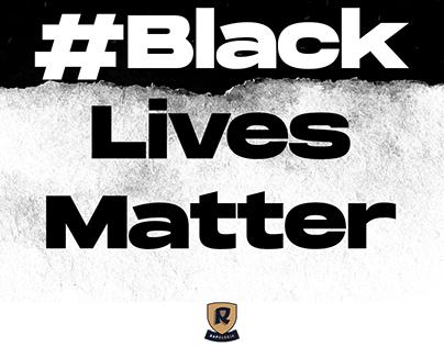 #BlackLivesMatter || Rapologia Artwork