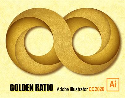 Golden Ratio | Impossible Objects | Infinite loop