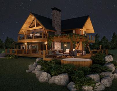 Projeto Arquitetônico - Residência