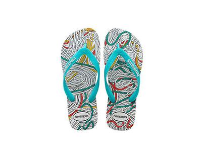 Havainas Flip Flop by Cako Martin
