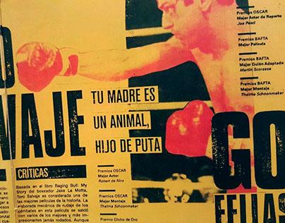 CICLO DE CINE /  MARTIN SCORSESE