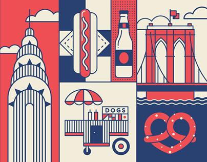 city postcards