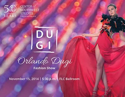 Orlando Dugi Fashion Show
