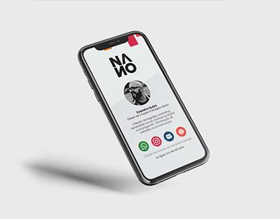 Nano Card UI