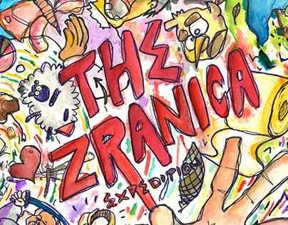 COMICS STORY: ŽRANICA