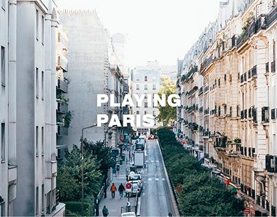 playing paris