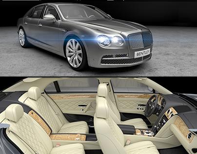 Bentley design configurator