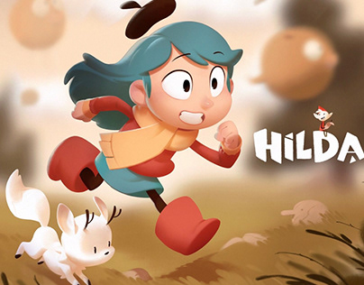 Hilda: The Series